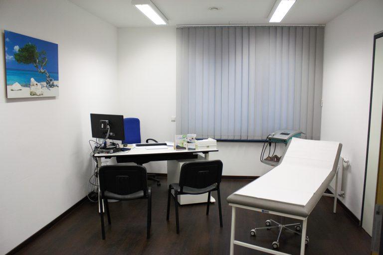 Behandlungsraum 2.1